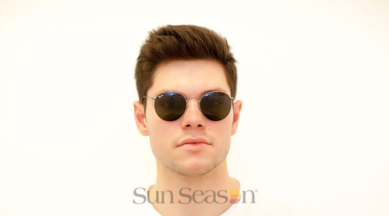 c0c3ca99f8 Очки Ray-Ban Round Metal RB 3447 029 — Sun-Season.ru